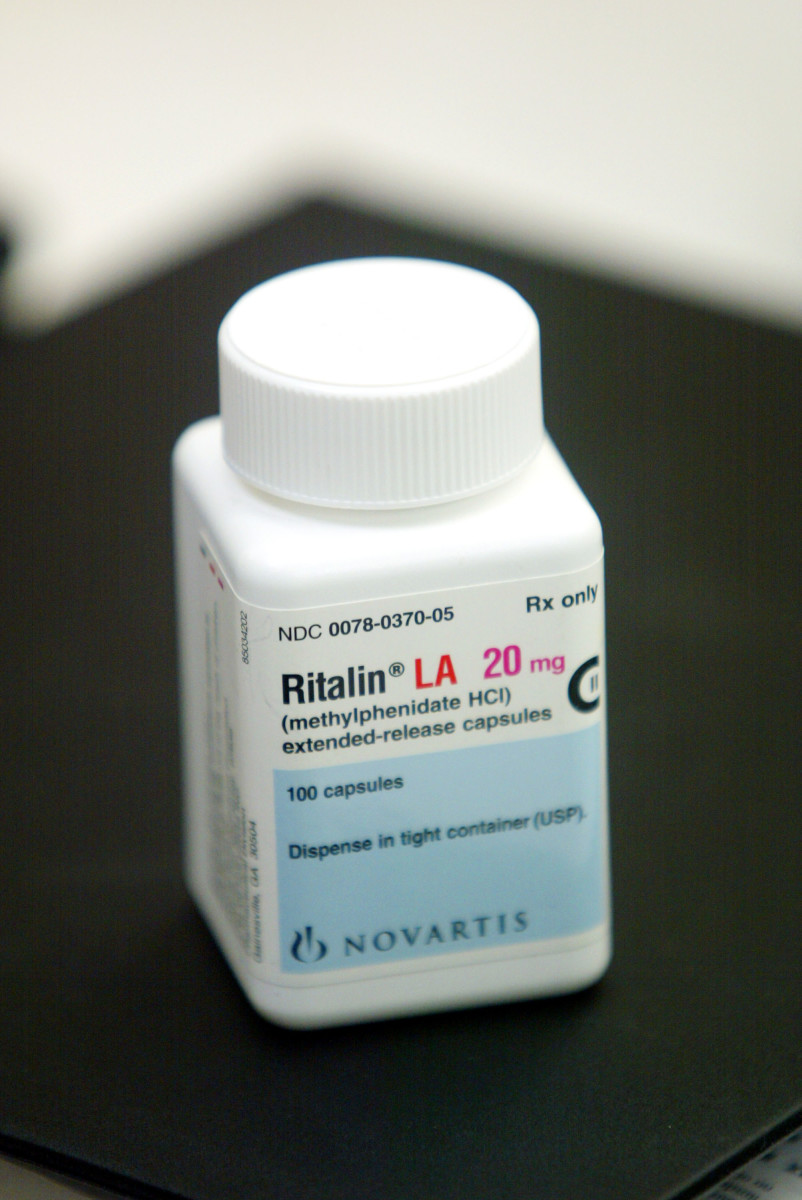 A bottle of Ritalin. (Photo: Joe Raedle/Getty Images)