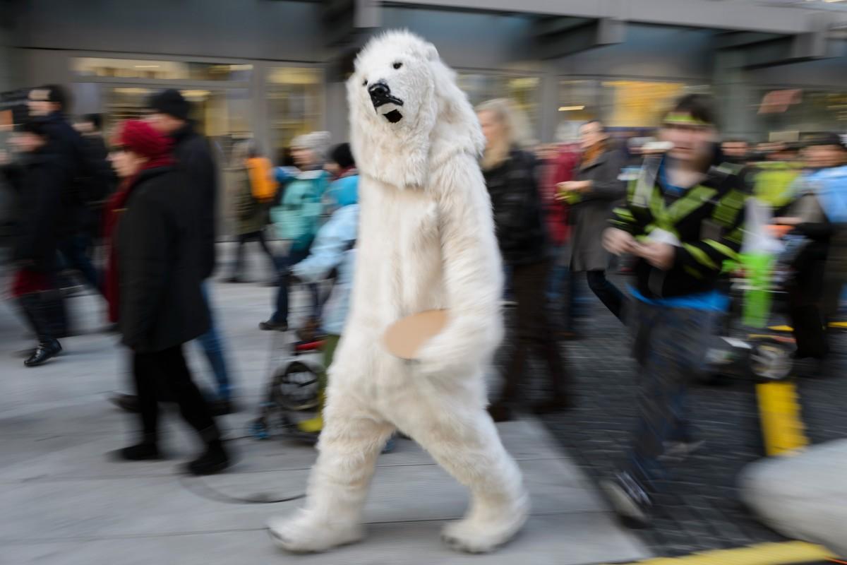 geneva climate march