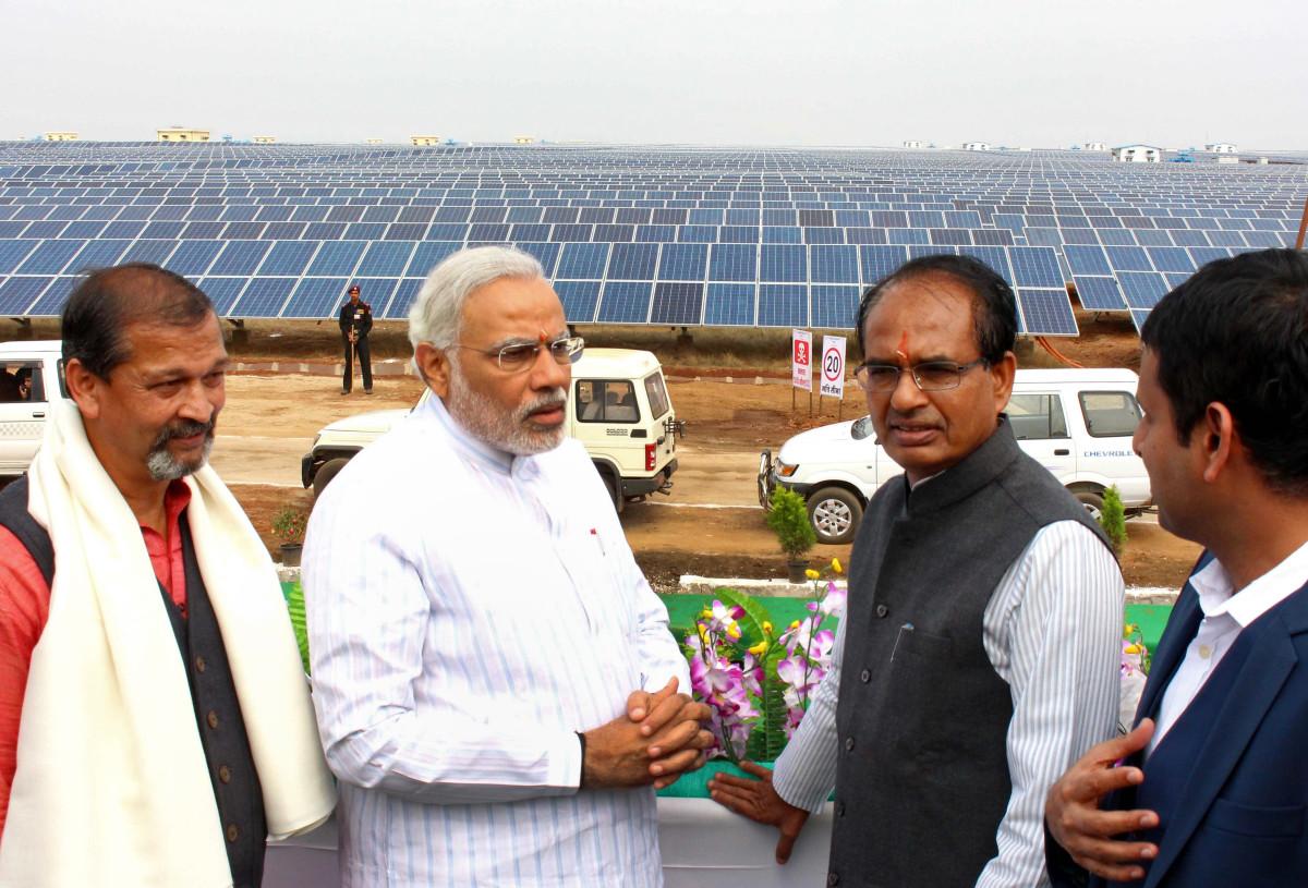 narendra solar cop21