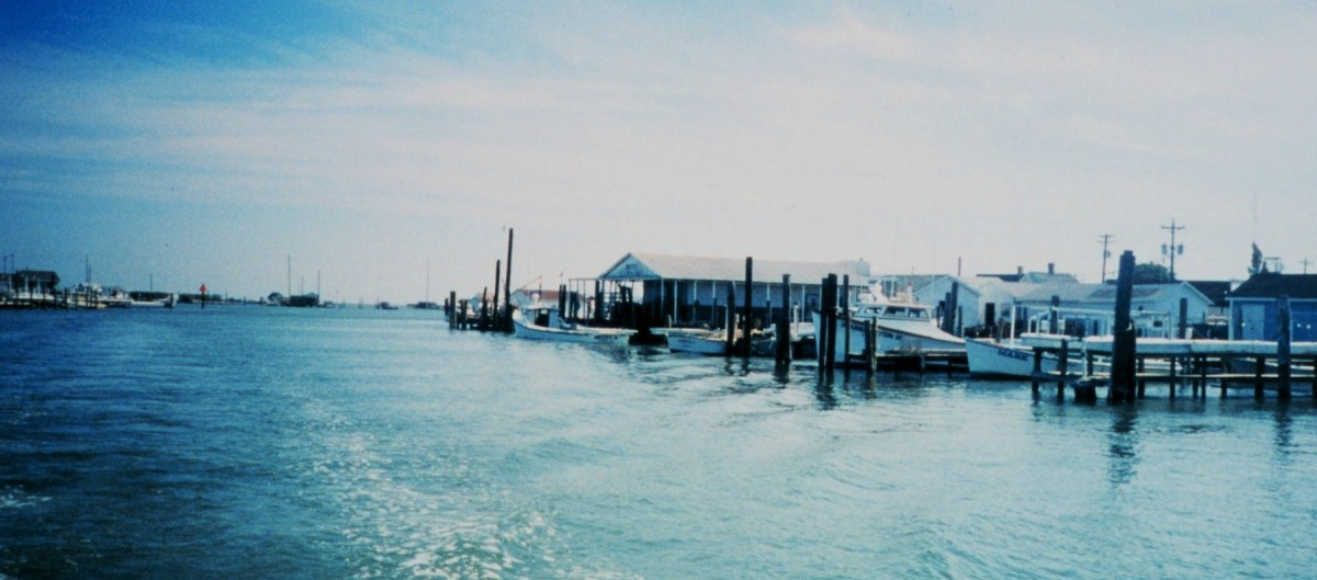 The harbor at Tangier Island. (Photo: NOAA Photo Library/Flickr)
