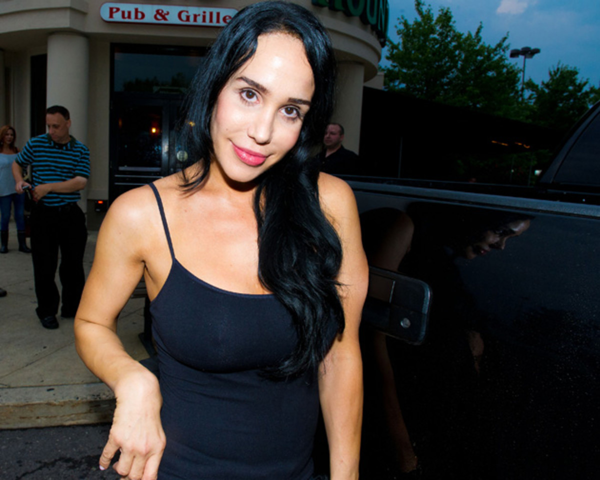 Nadya Suleman. (Photo: Jeff Fusco/Getty Images)