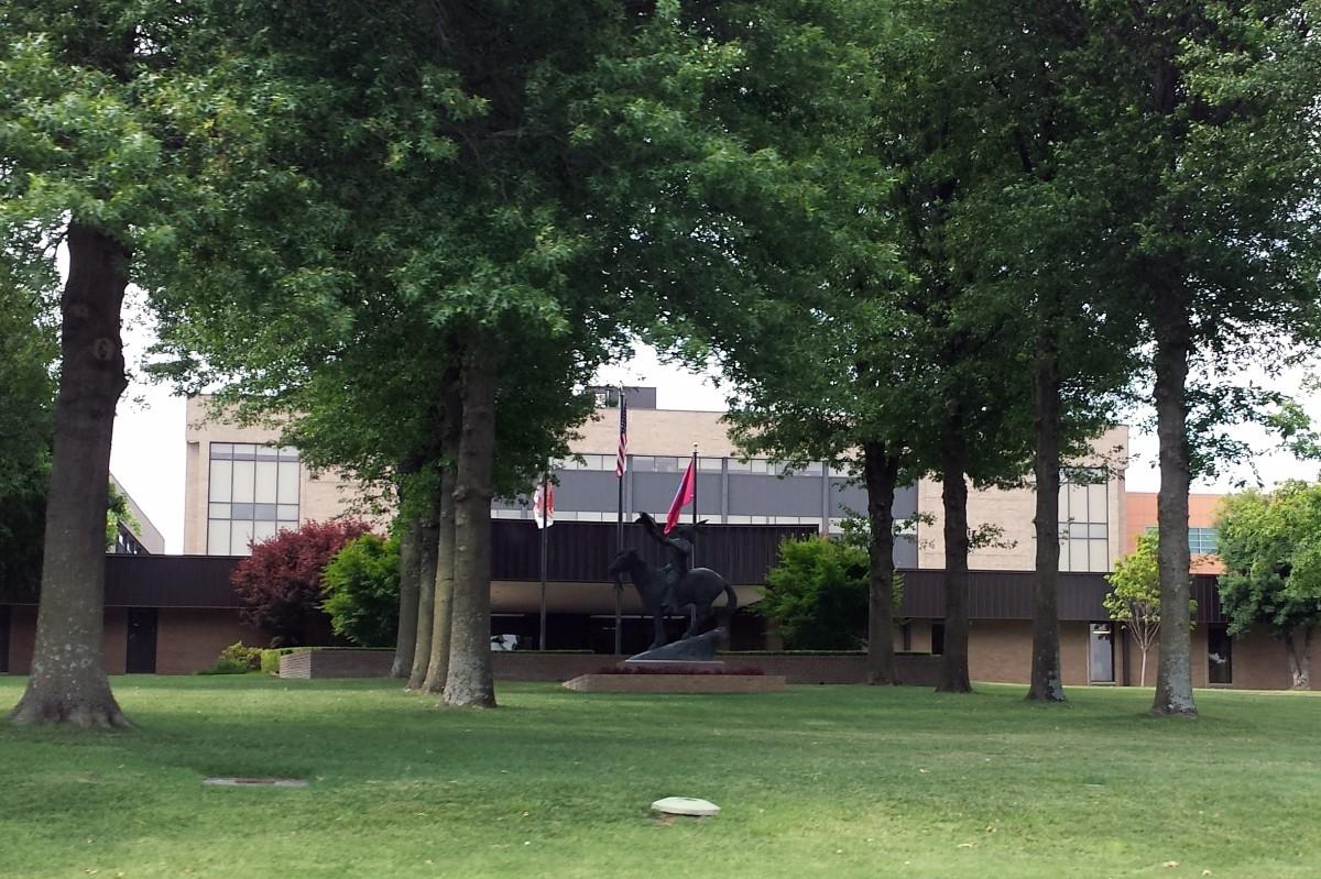 World headquarters of Tyson Foods in Springdale, Arkansas. (Photo: Brandonrush/Wikimedia Commons)