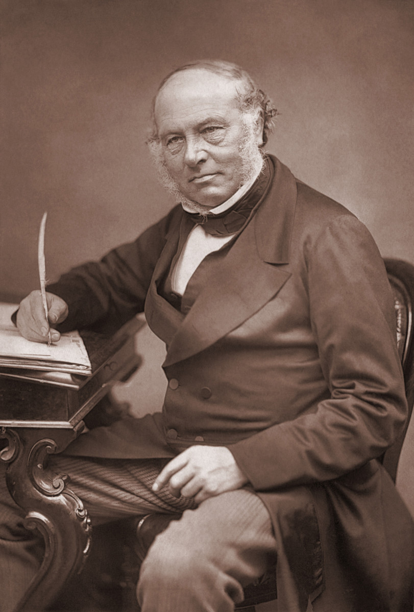 Sir Rowland Hill. (Photo: Public Domain)