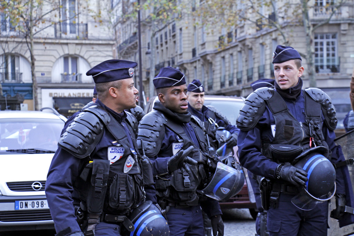paris police december 12 cop21