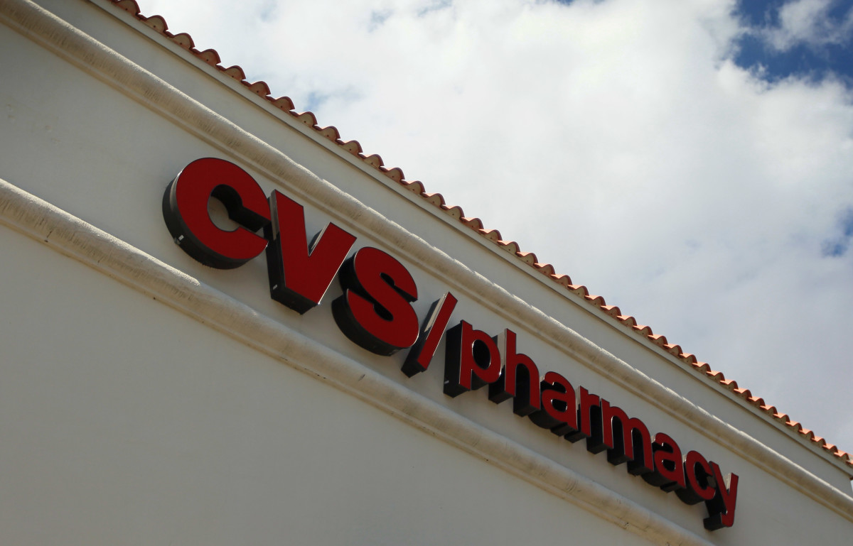 A CVS is seen on October 15, 2010, in Miami, Florida. (Photo: Joe Raedle/Getty Images)