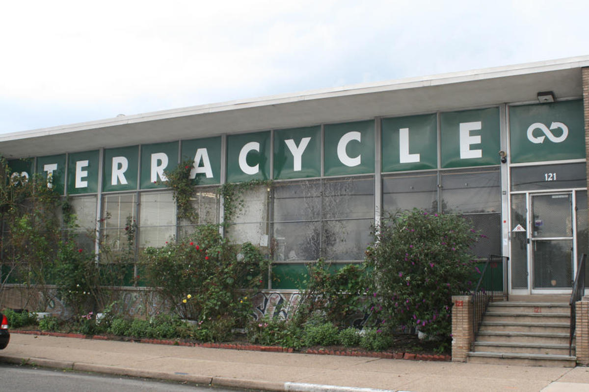 TerraCycle's headquarters in Trenton, New Jersey. (Photo: TerraCycle/Flickr)