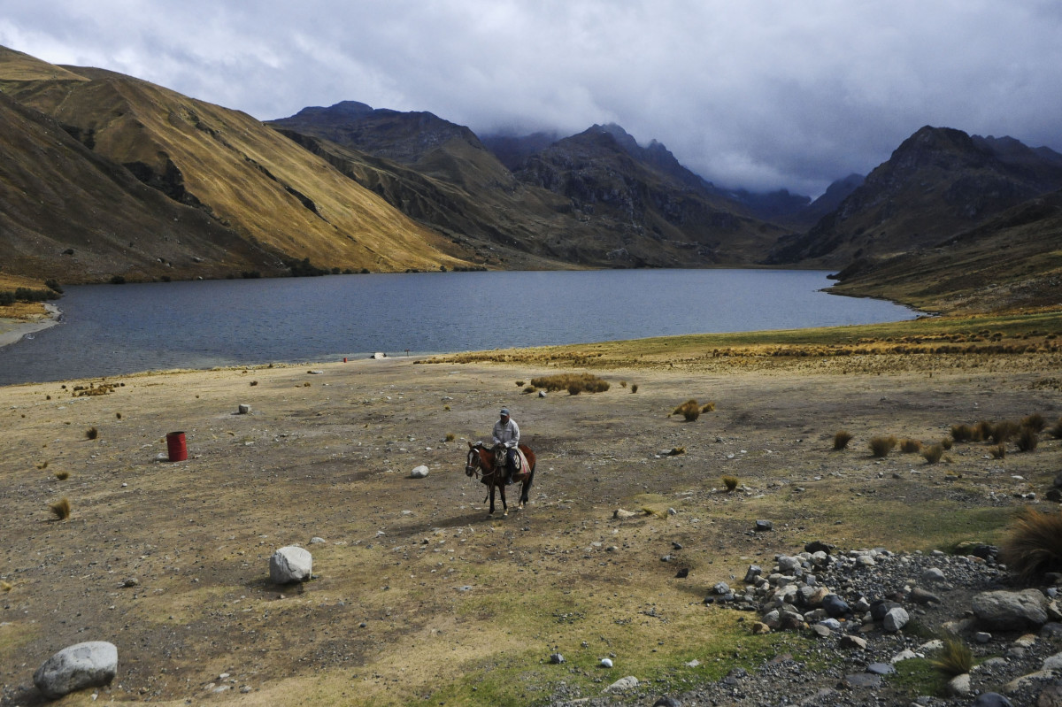 Queracocha Lake Peru psmag