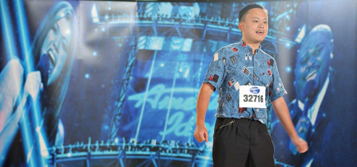 William Hung, American Idol's most famous failed auditioner. (Photo: Fox)