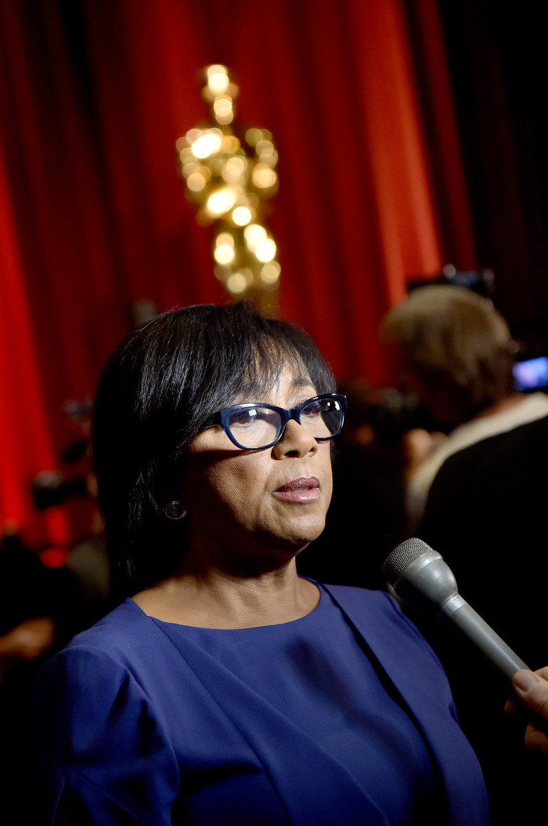 President of the Academy of Motion Picture Arts and Sciences Cheryl Boone Isaacs. (Photo: Kevin Winter/Getty Images)