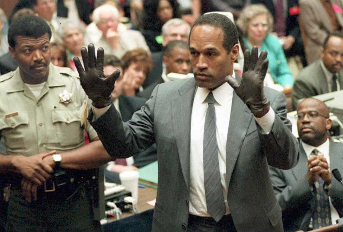 O.J. Simpson. (Photo: Pool/AFP/Getty Images)