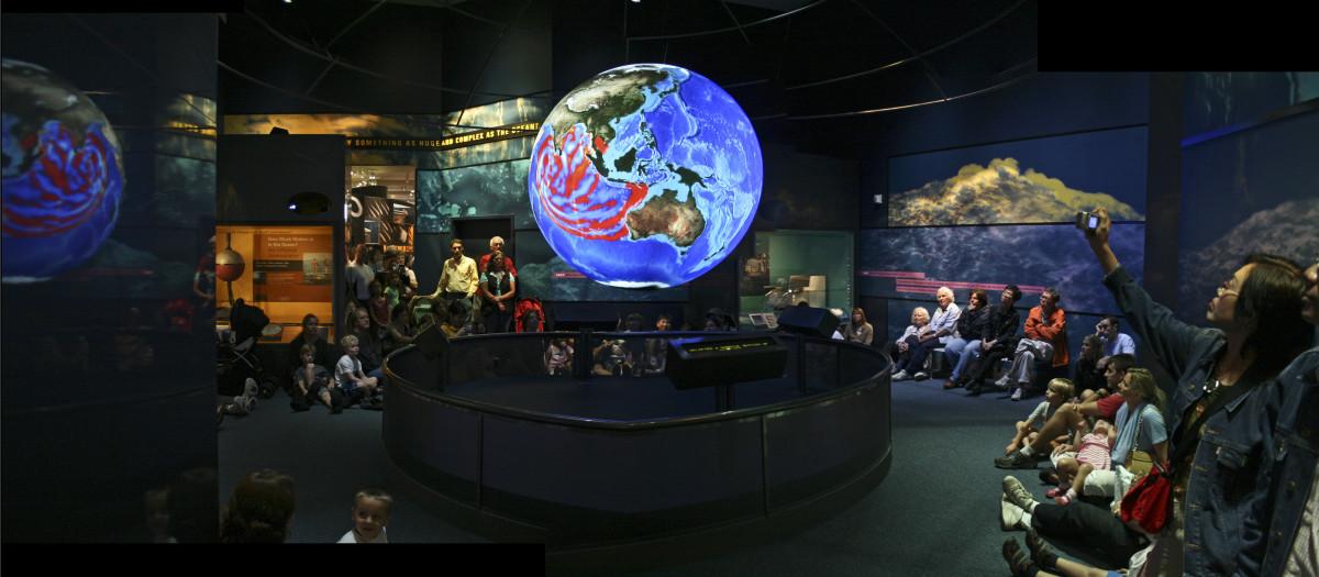smithsonian earth science kids