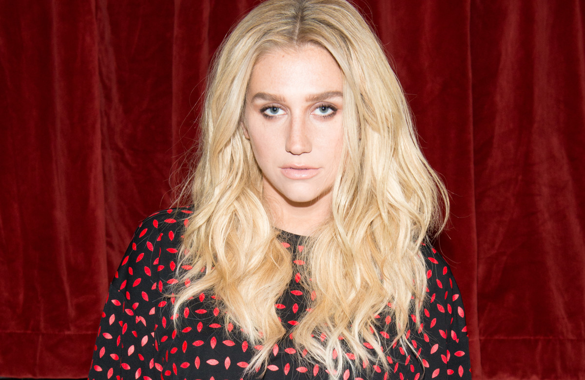 Kesha photographed in 2015. (Photo: Noam Galai/Getty Images)