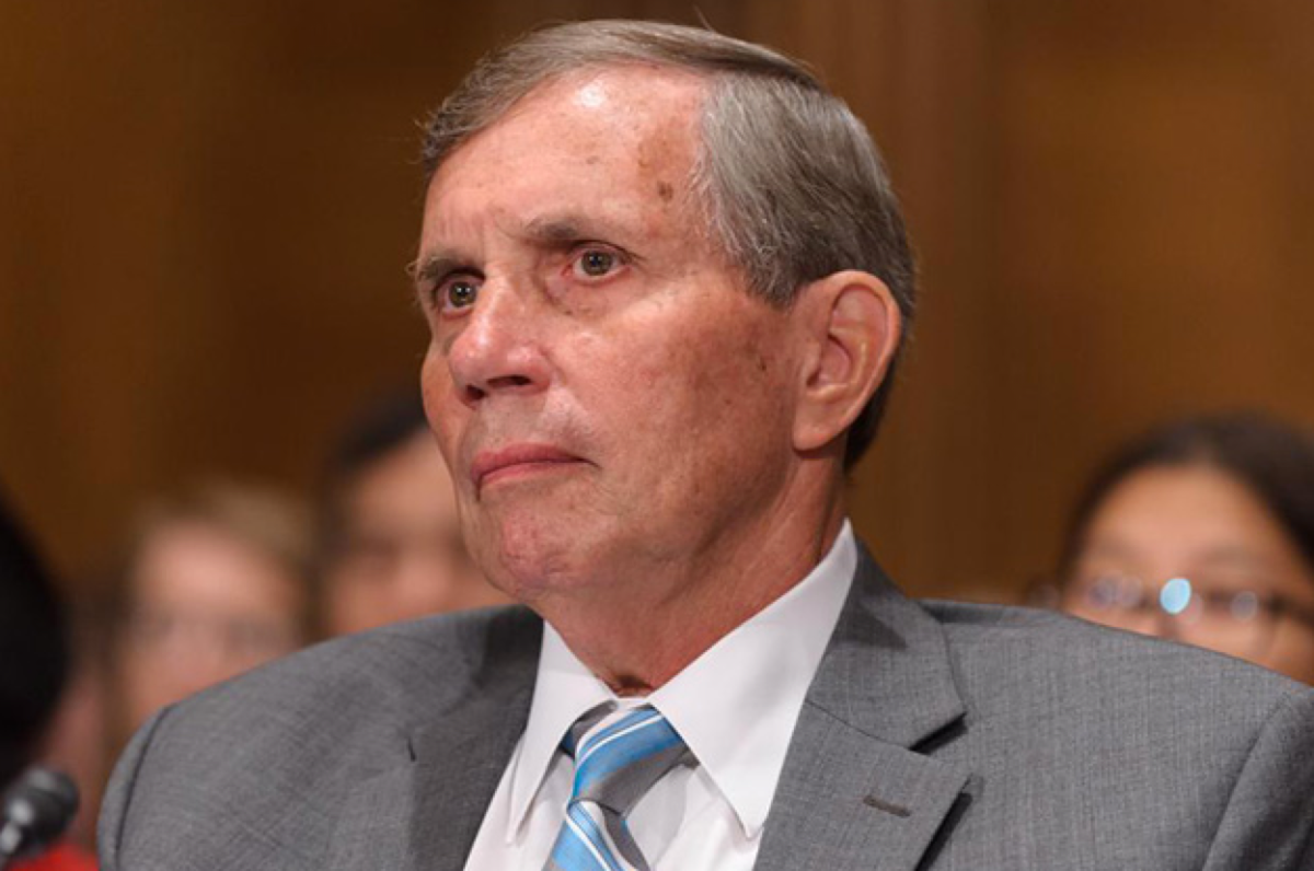 Albert C. Gray, president of the Accrediting Council for Independent Colleges and Schools, during a Senate hearing in June. (Photo: Public Domain)