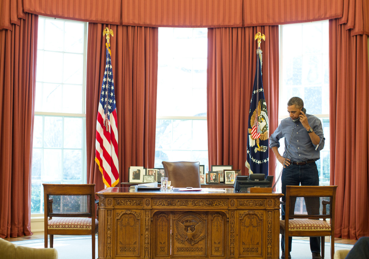 (Photo: Pete Souza/The White House via Getty Images)