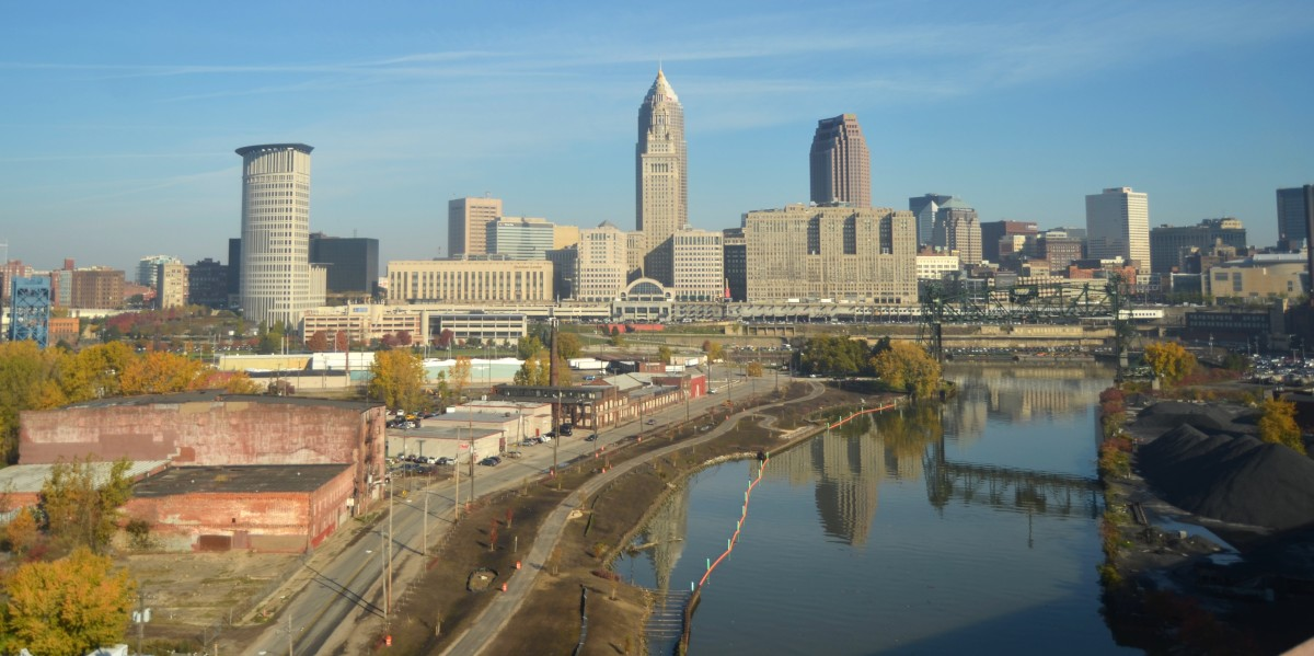Cleveland. (Photo: edrost88/Flickr)
