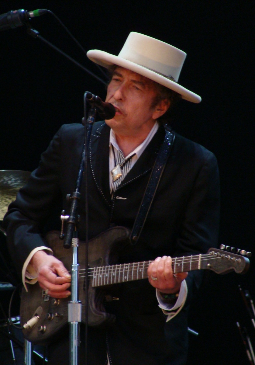 Not even Bob Dylan himself could stay forever young. (Photo: Wikimedia Commons)