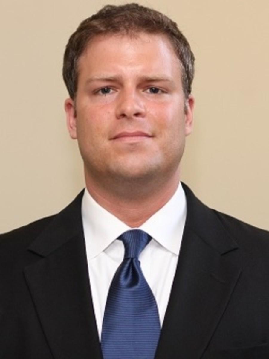 David Clementson. (Photo: Ohio State University)