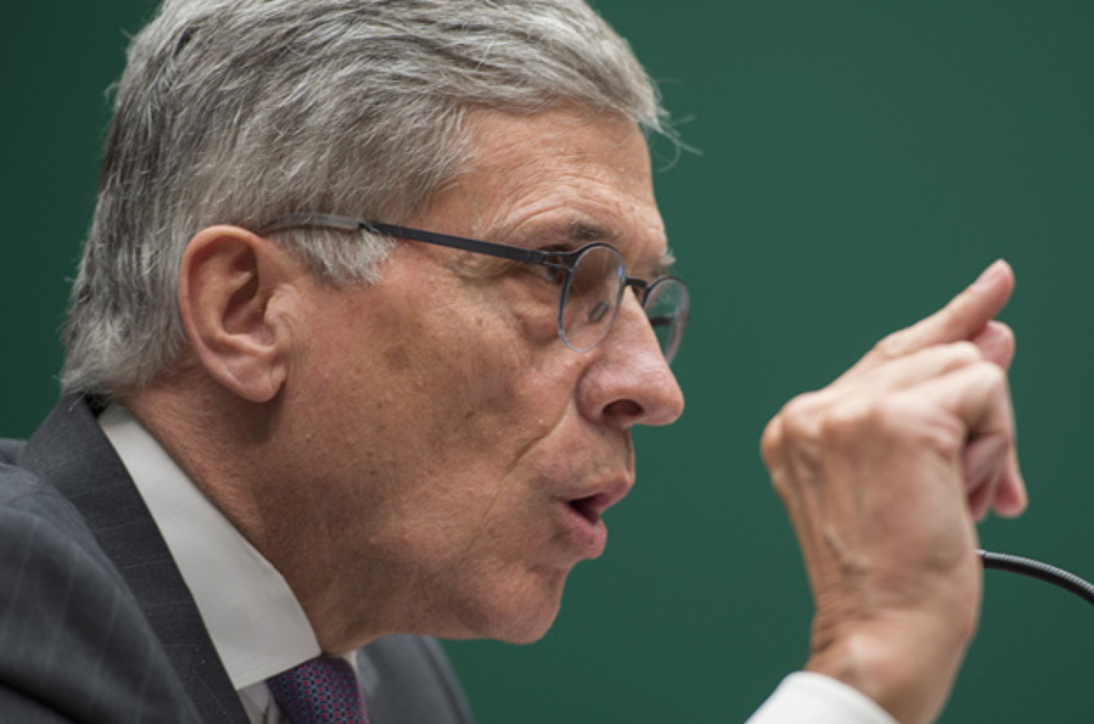 The FCC's Tom Wheeler has said the agency will soon propose new privacy rules for Internet providers. (Photo: Jim Watson/AFP/Getty Images)