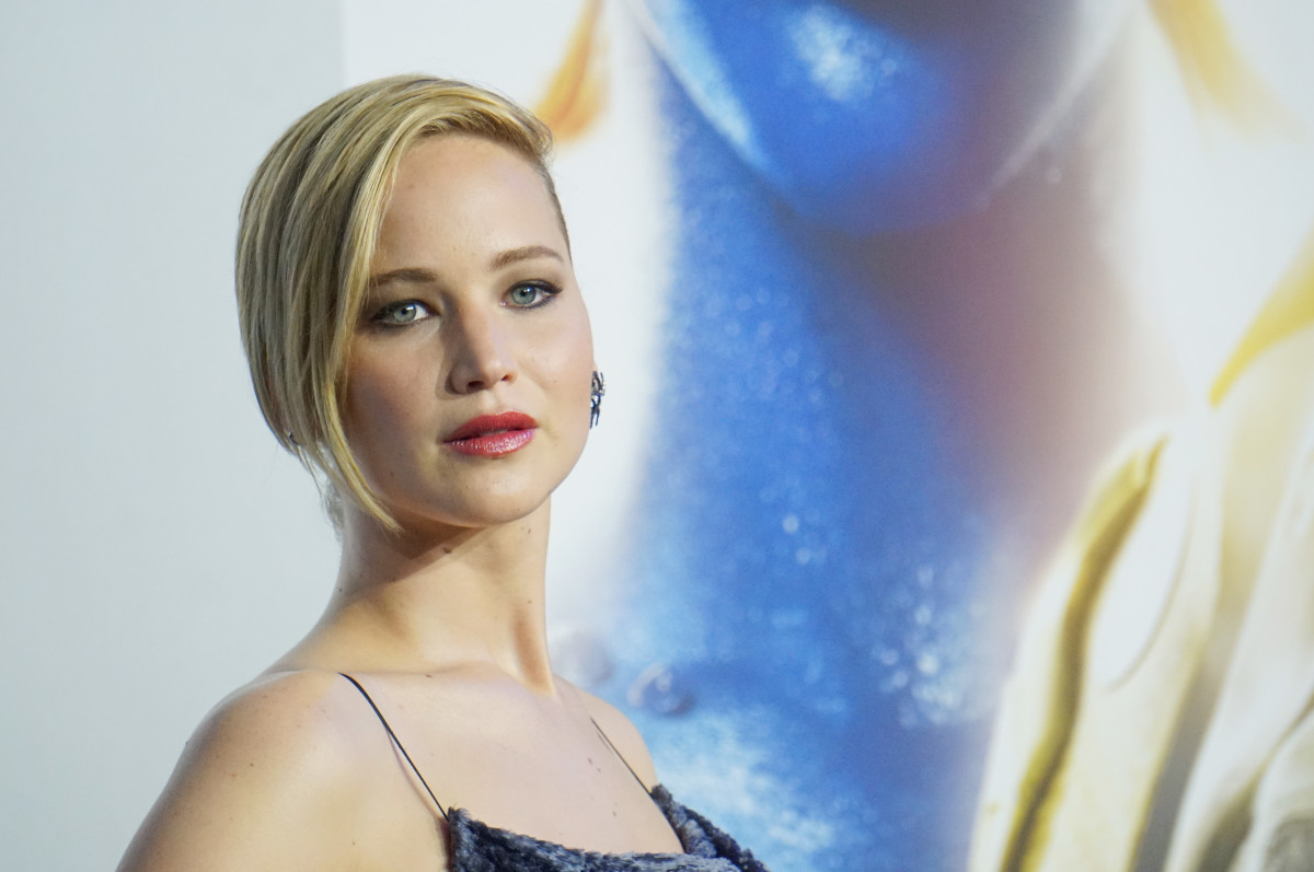 Actress Jennifer Lawrence. (Photo: Mike Coppola/Getty Images)