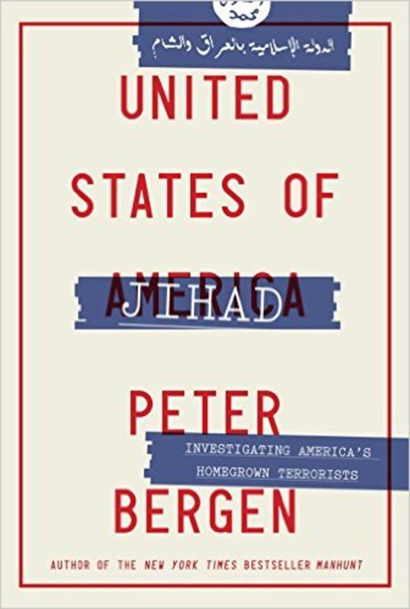 United States of Jihad: Investigating America's Homegrown Terrorists. (Photo: Penguin/Random House)