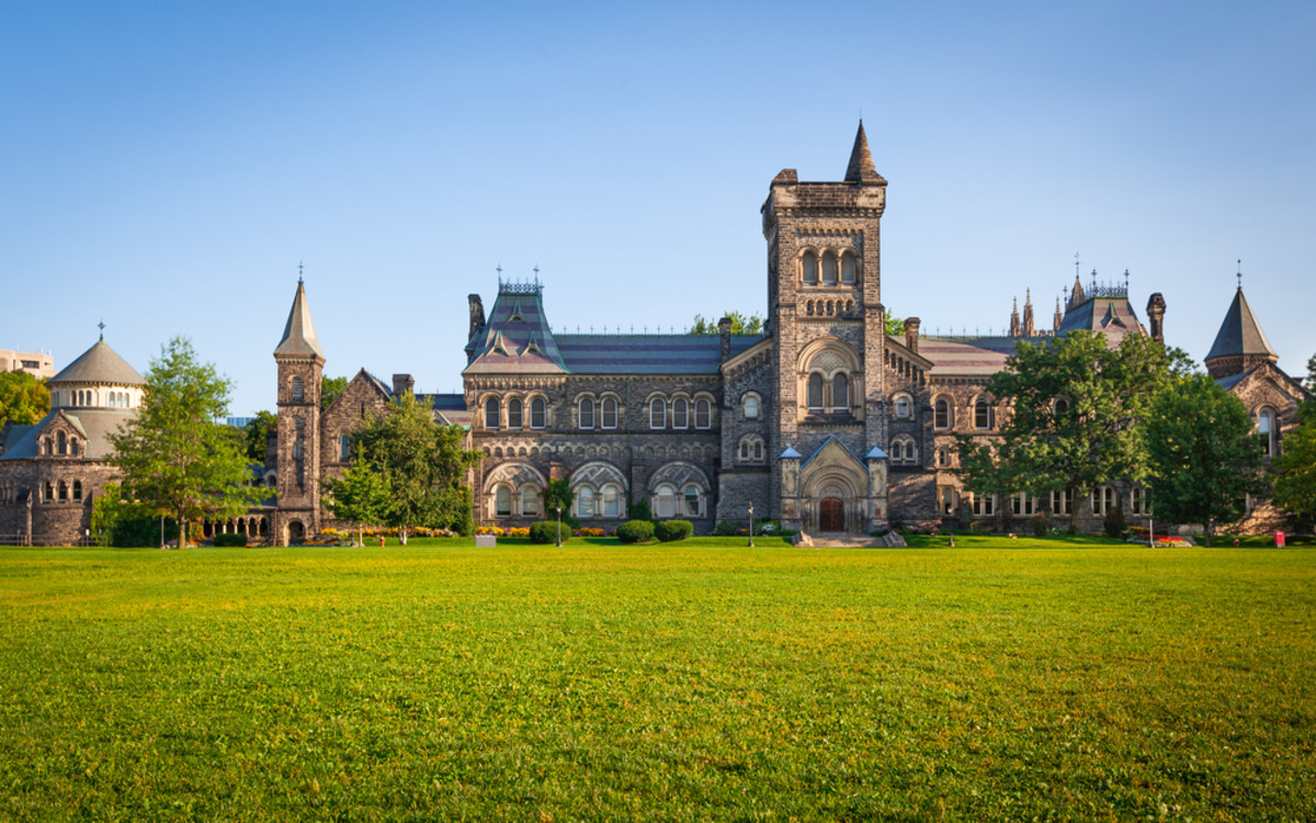 The University of Toronto. (Photo: mdmworks/Shutterstock)