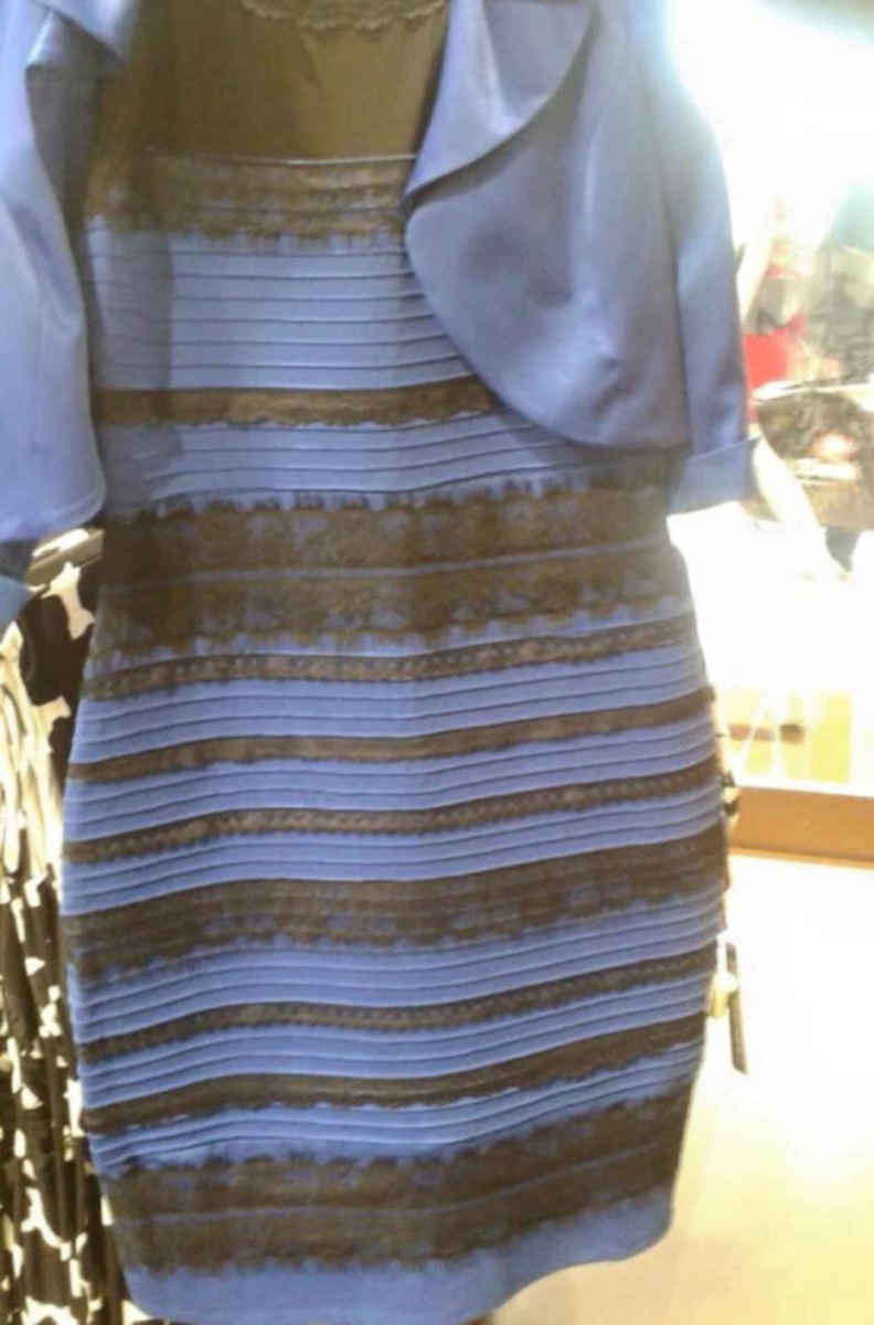 Do you see black and blue, or gold and white? (Photo: swiked/Tumblr)
