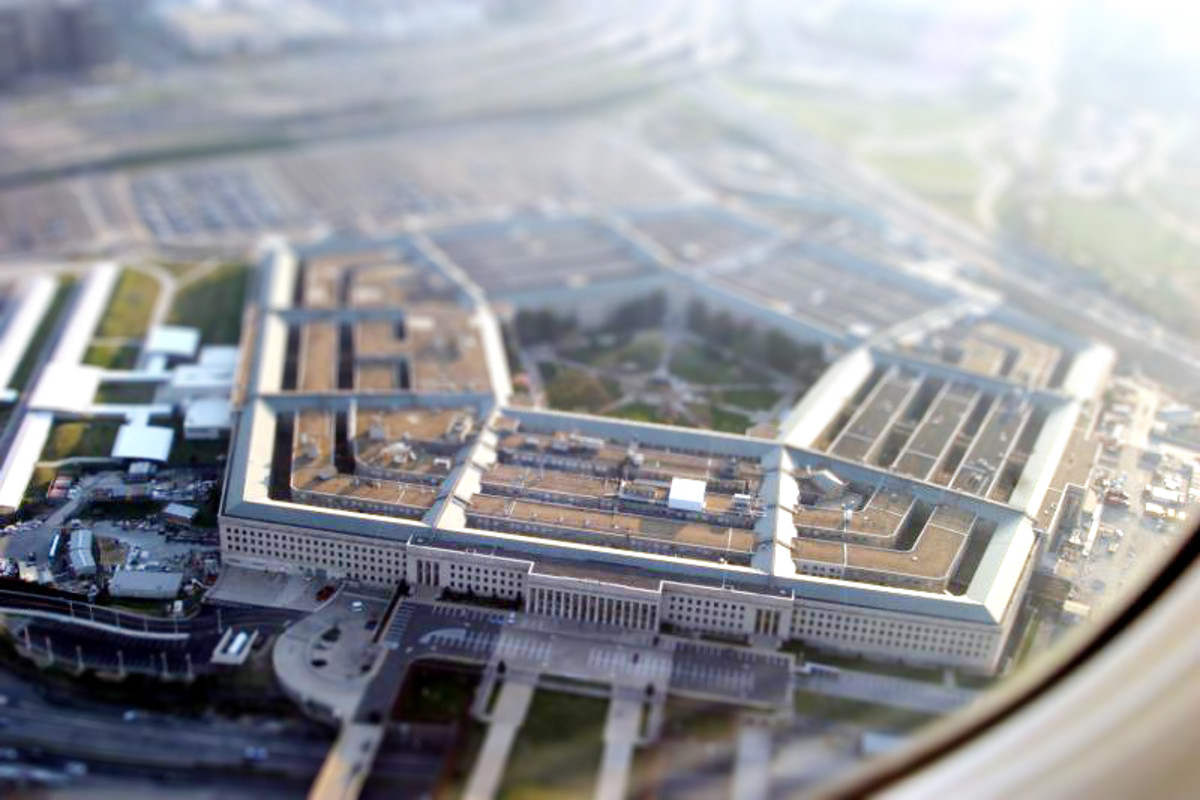 The Pentagon. (Photo: Michael Baird/Flickr)