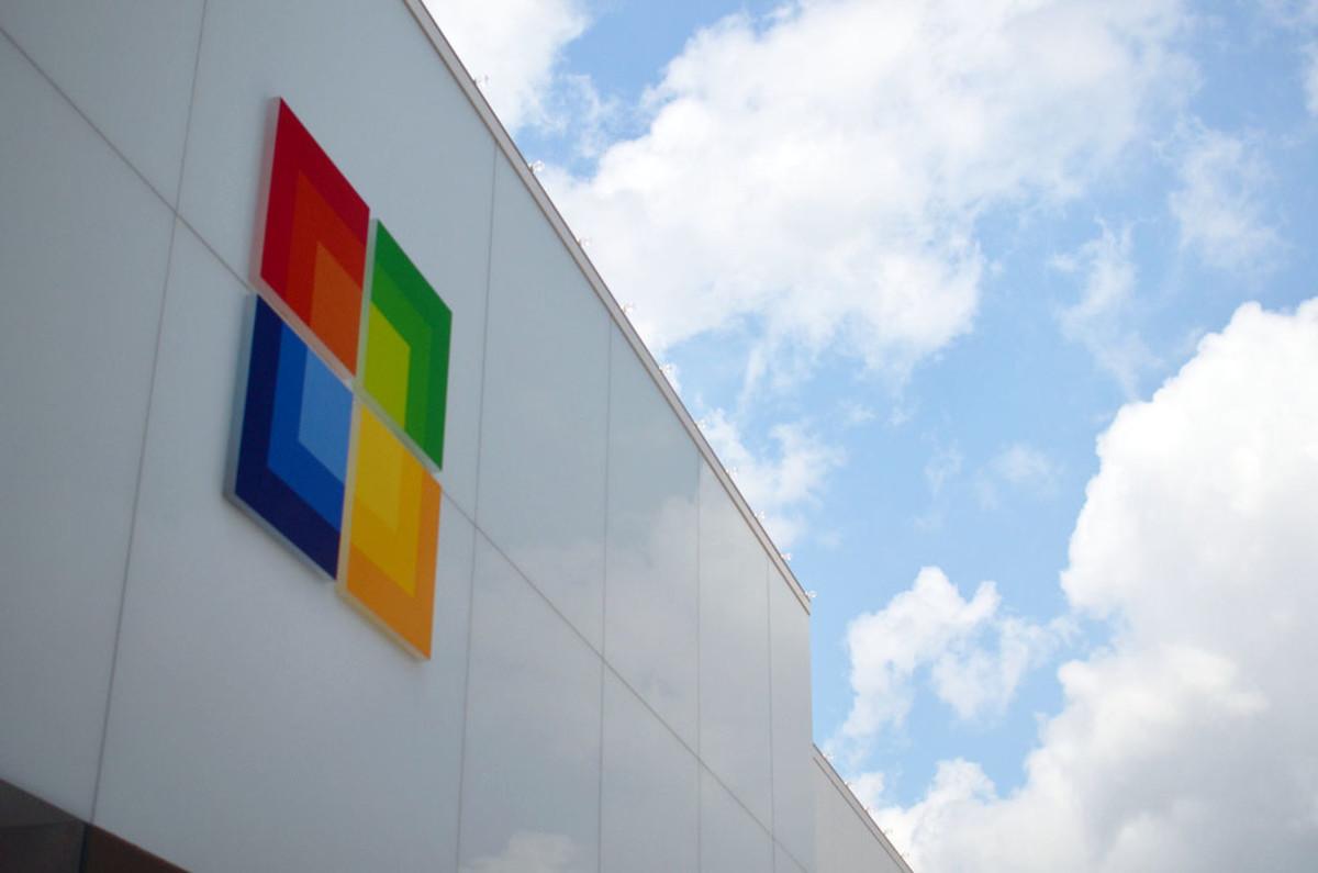 Microsoft store. (Photo: Michael Kappel/Flickr)