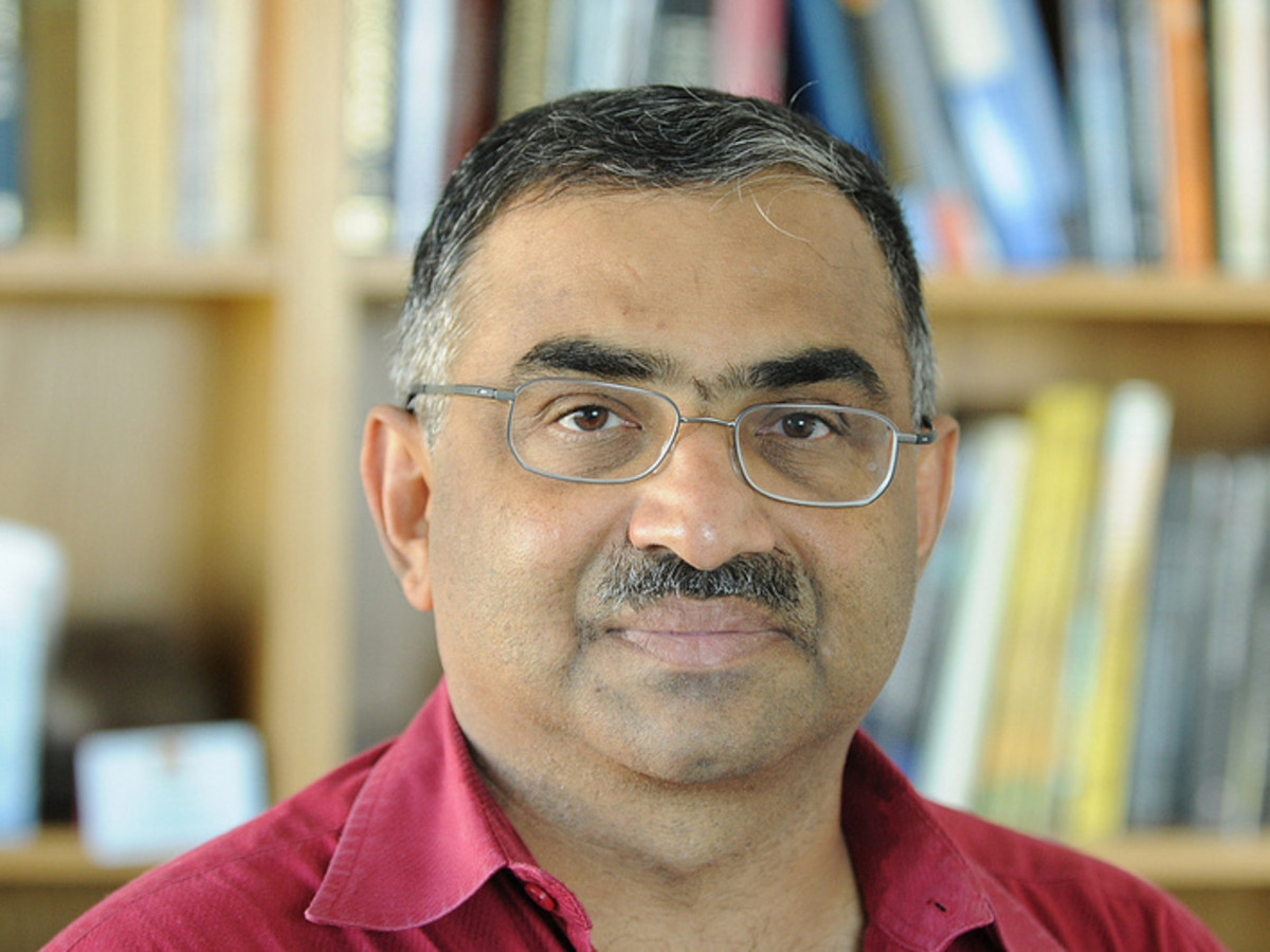 California Institute of Technology professor Shrinivas Kulkarni. (Photo: Bob Paz/California Institute of Technology)
