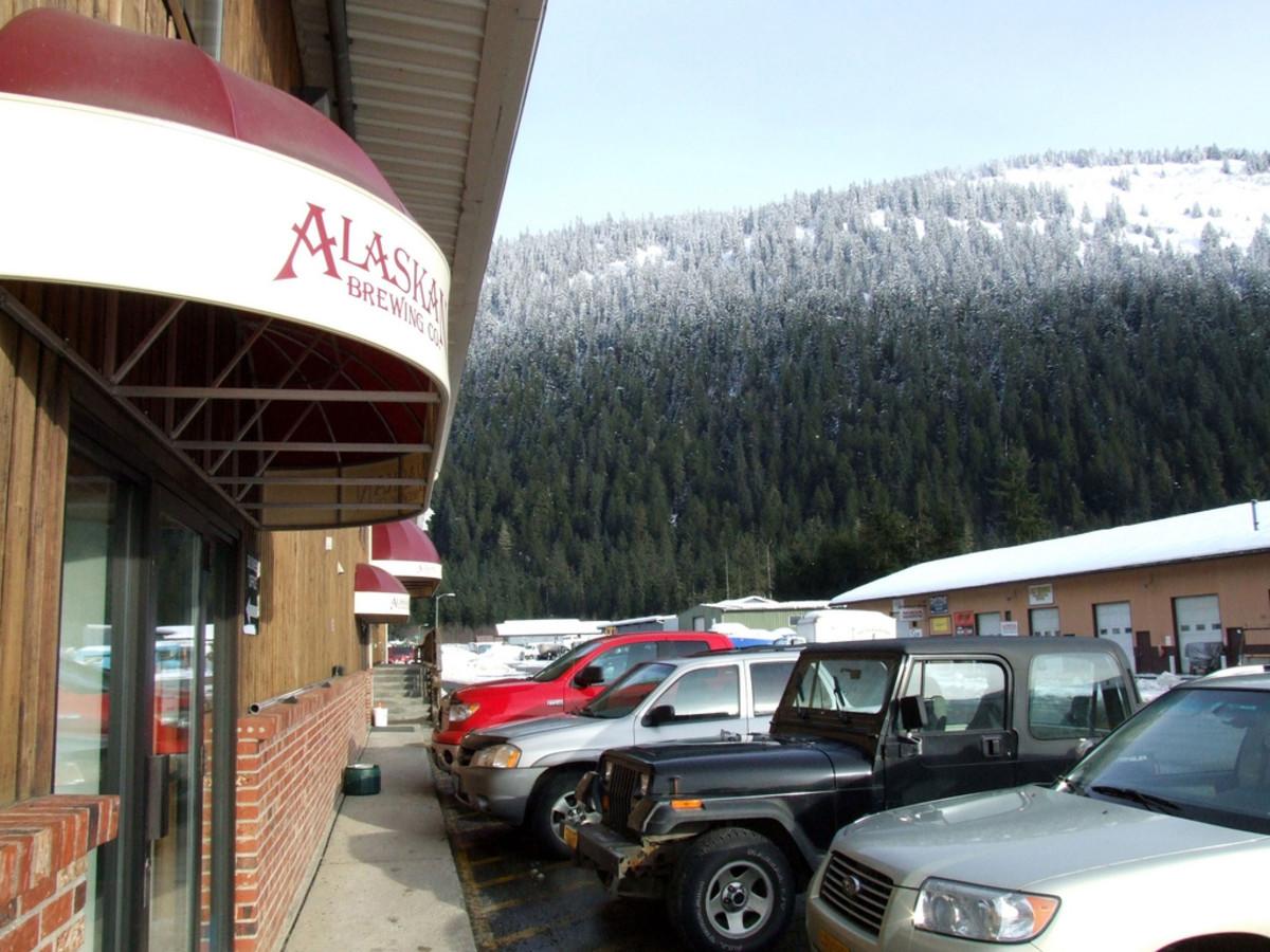 Alaskan Brewing Company. (Photo: Travis/Flickr)
