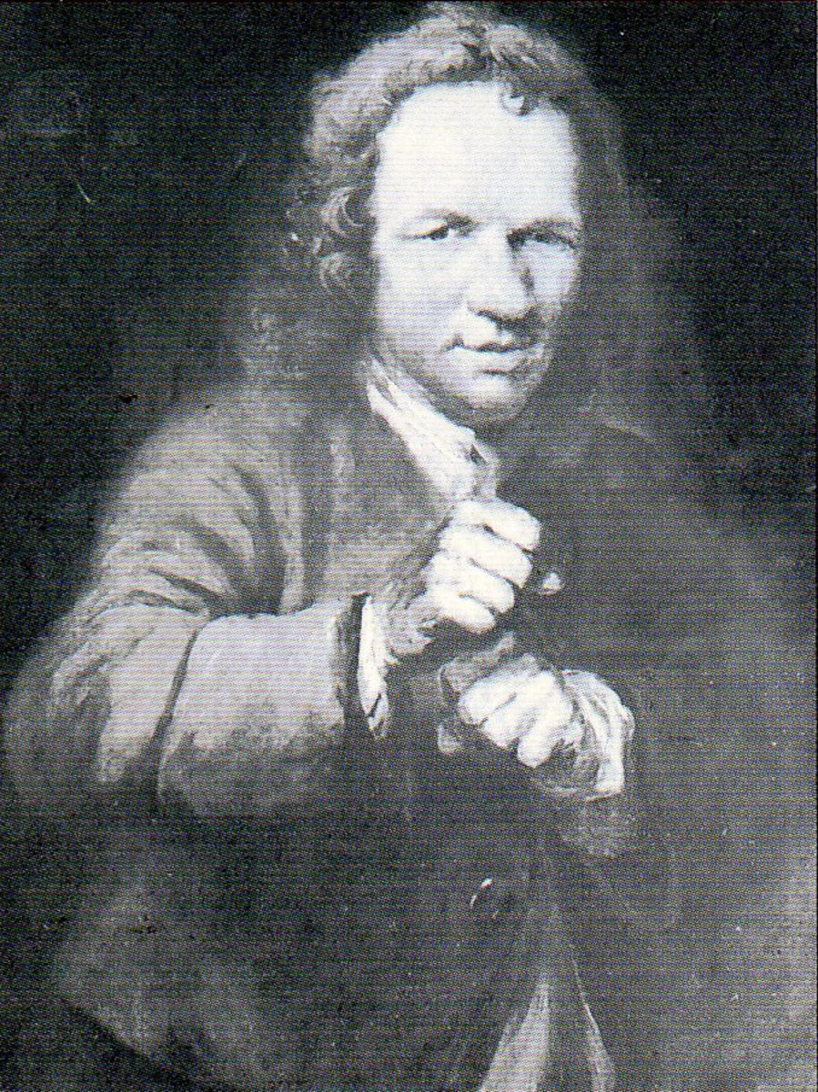 James Figg, by William Hogarth. (Photo: Public Domain)