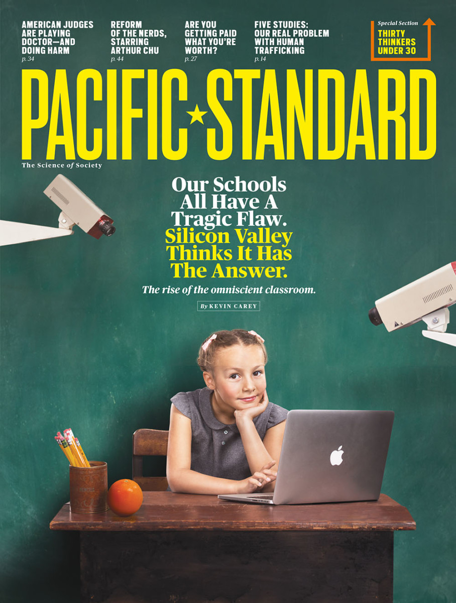 Pacific Standard, May/June 2015.