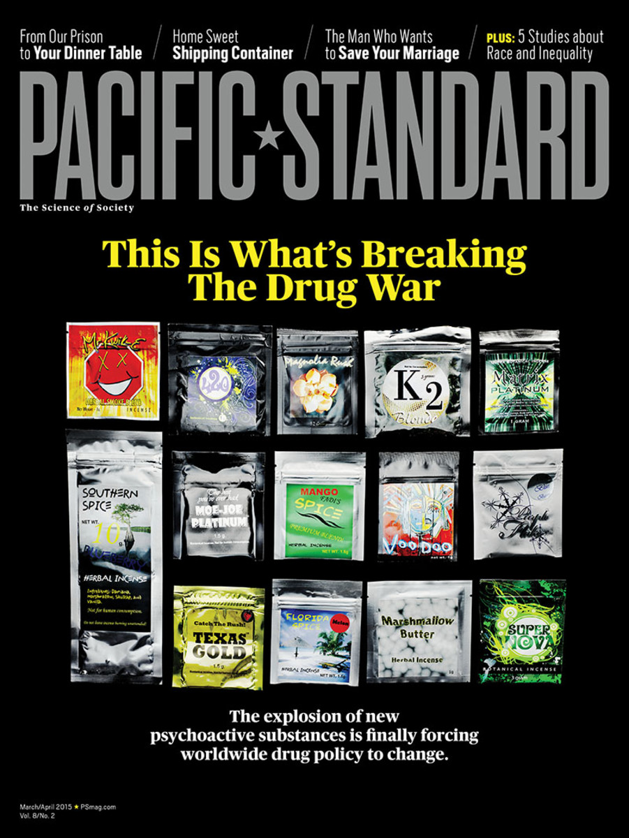 Pacific Standard, March/April 2015.