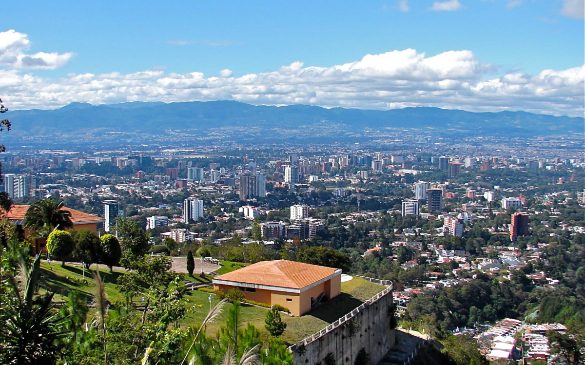 Guatemala City. (Photo: Rigostar/Wikimedia Commons)