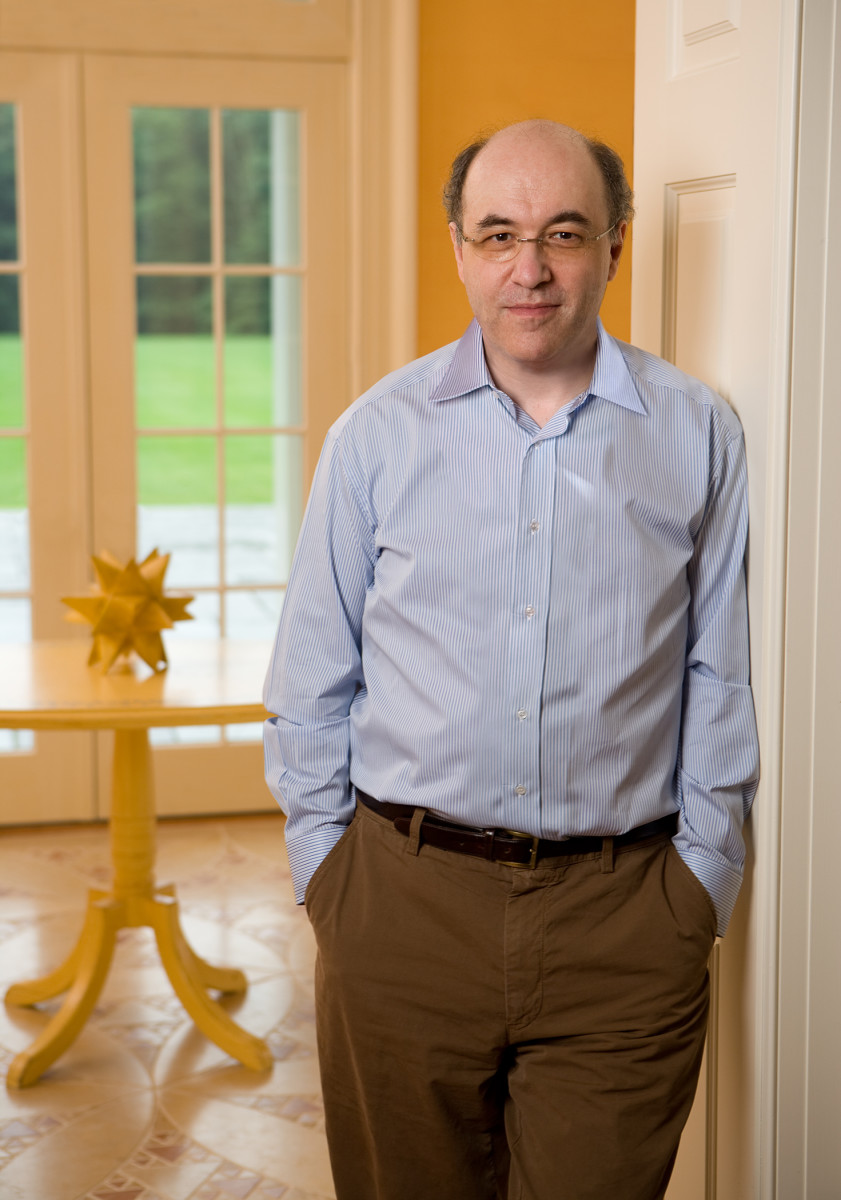 Stephen Wolfram. (Photo: Stephen Faust/Wolfram Research, Inc.)