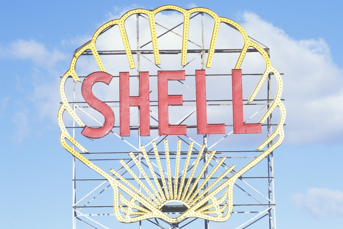 Shell logo. (Photo: Joseph Sohm/Shutterstock)