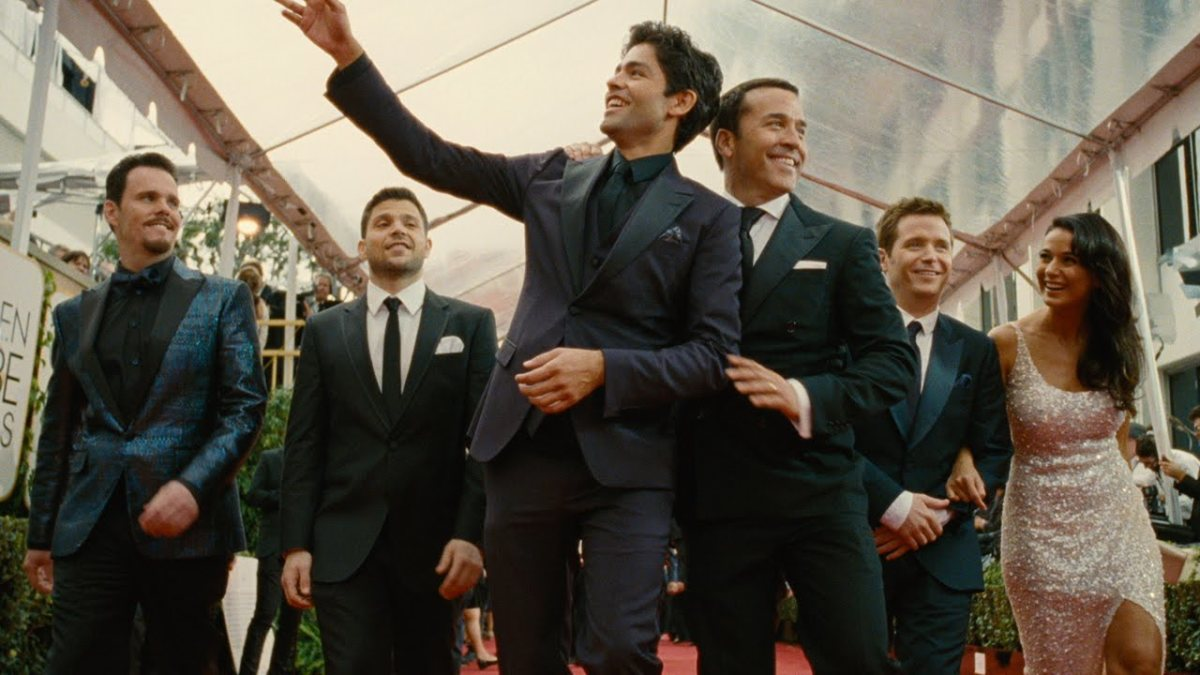 Vinny Chase and the Entourage crew. (Photo: Warner Bros. Pictures)