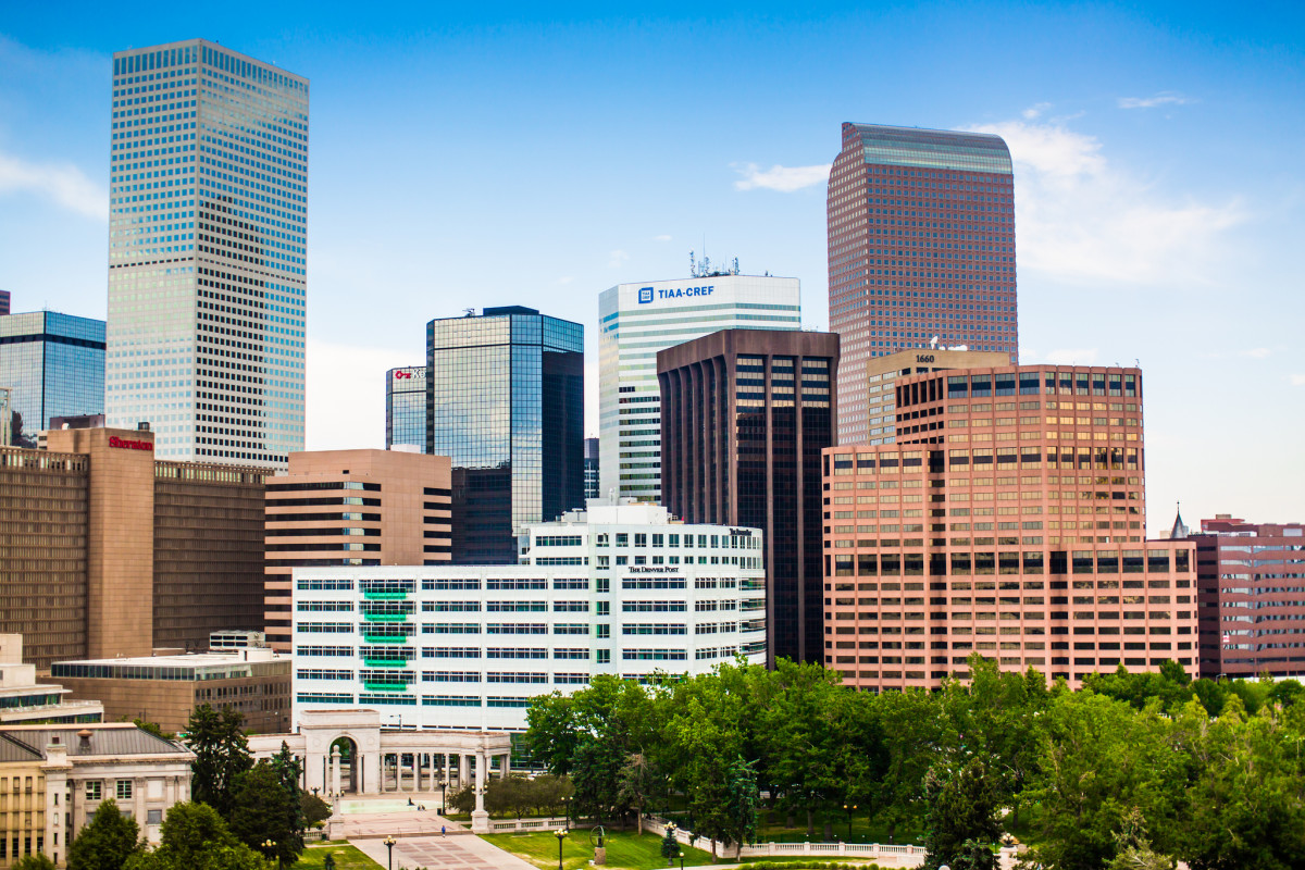 Denver, Colorado. (Photo: Thomas Hawk/Flickr)