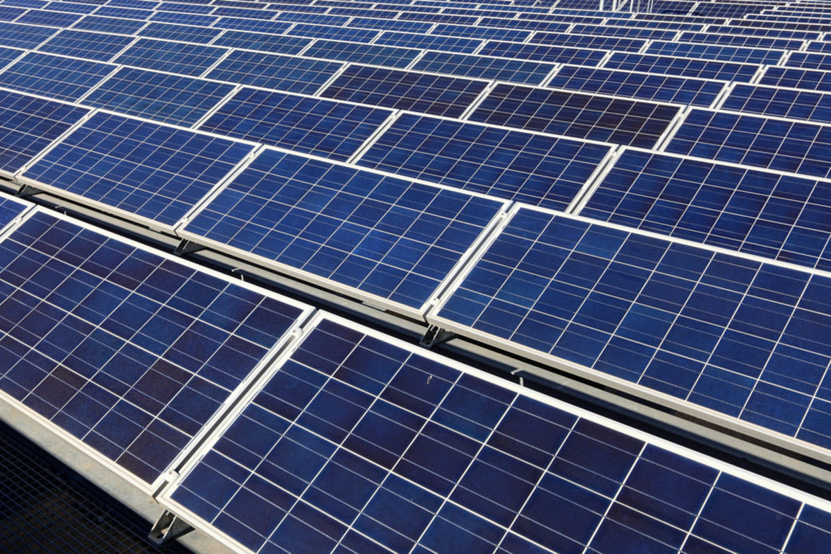 Why Millions Of Chinese Made Solar Panels Sat Unused In