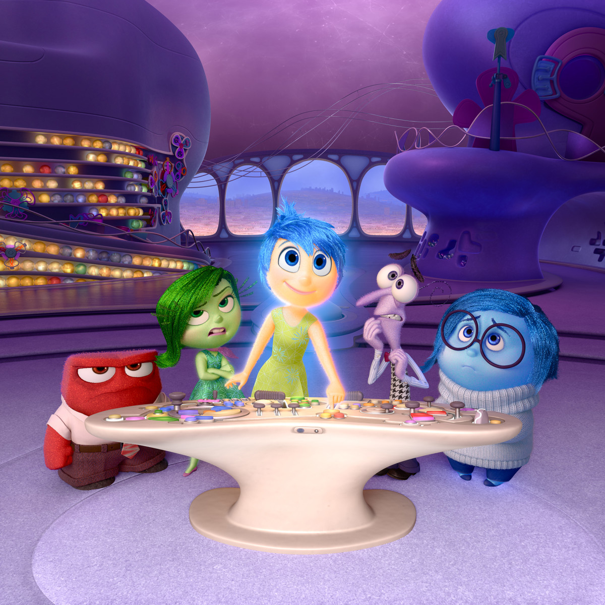 A still from Inside Out. (Photo: Pixar)