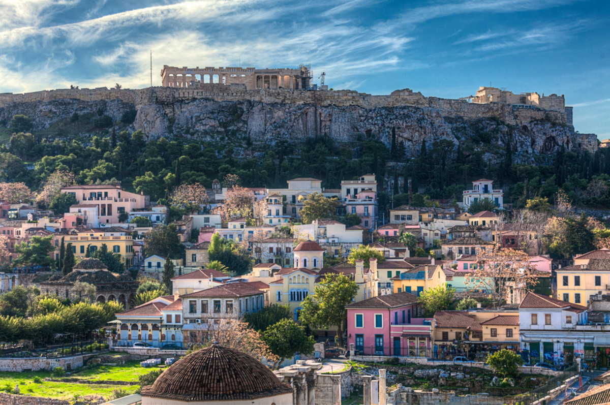 Athens, Greece. (Photo: Anastasios71/Shutterstock)