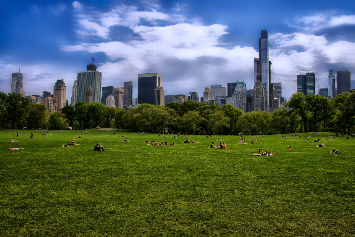 Central Park, in New York City. (Photo: Russ Allison Loar/Flickr)