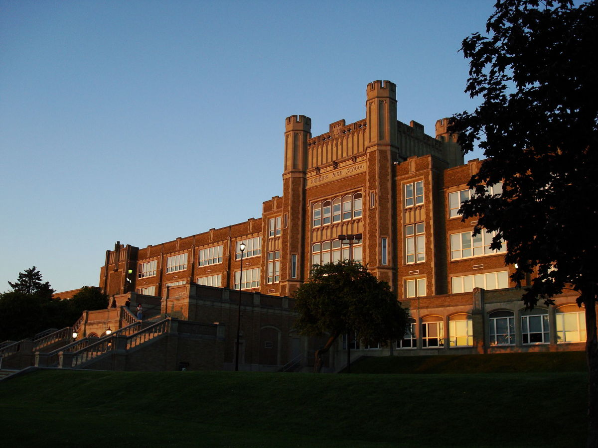 Reading High School in Reading, Pennsylvania. (Photo: Justin Waits/Wikimedia Commons)