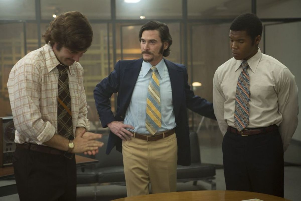 Dr. Philip Zimbardo, played by Billy Crudup. (Photo: IFC Films)