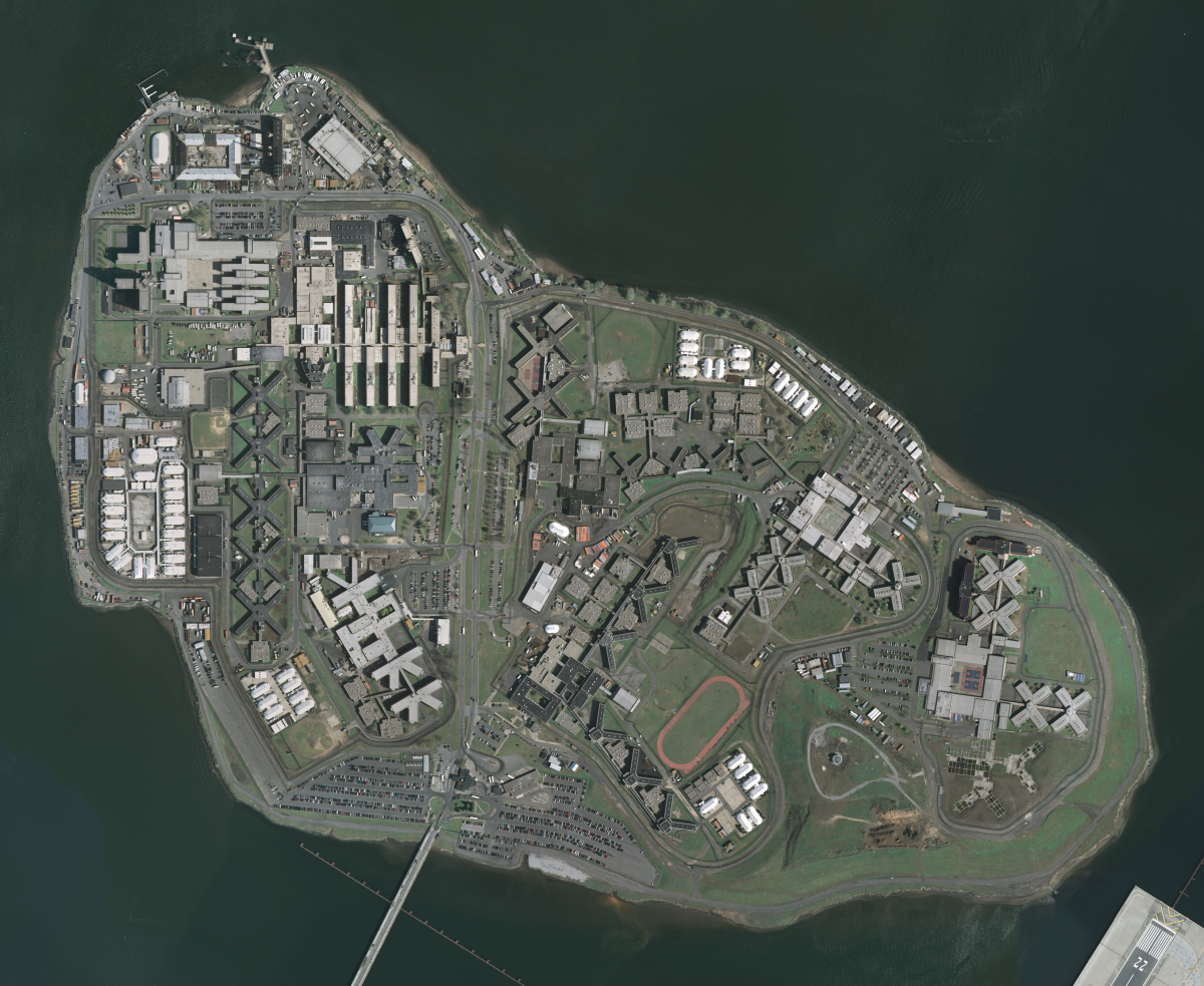 Rikers Island: 415 acres of prison mismanagement. (Photo: Wikimedia Commons)