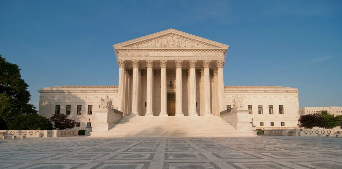 Supreme Court building in Washington, D.C. (Photo: Mark Fischer/Flickr)