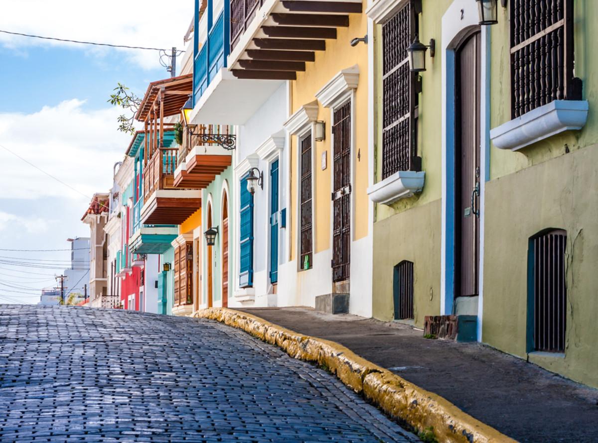 San Juan, Puerto Rico. (Photo: Aneta Waberska/Shutterstock)