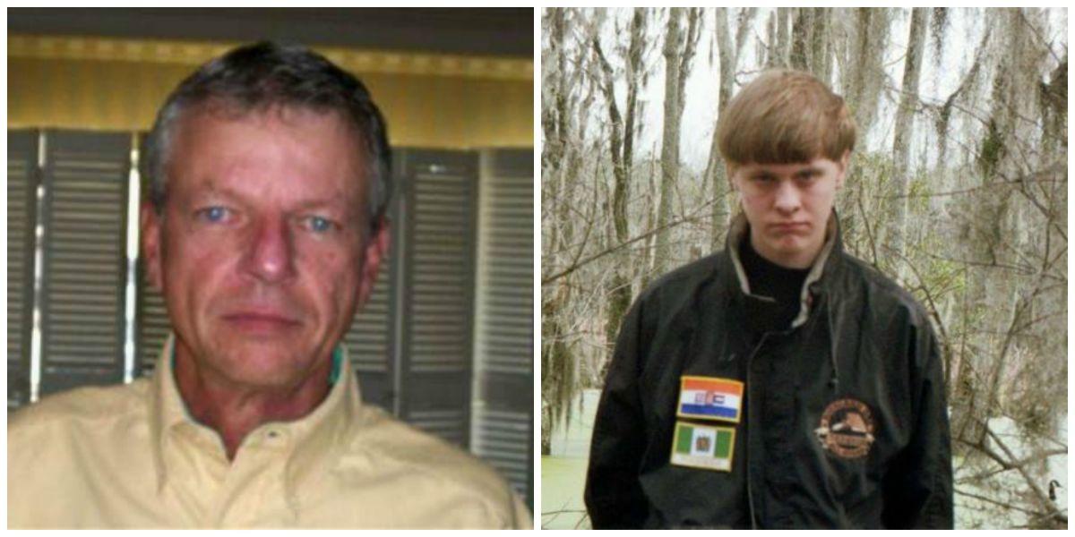 Left: John Russell Houser (Photo: LinkedIn); Dylann Roof (Photo: Facebook)