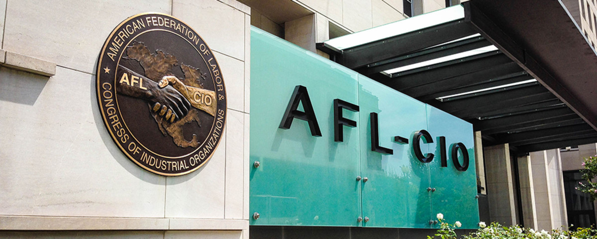 AFL-CIO headquarters in Washington, D.C. (Photo: Mattpopovich/Wikimedia Commons)