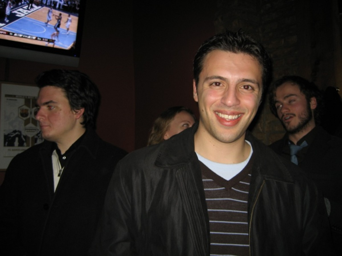 Ezra Klein in 2007 as a Washington Post blogger. (Photo: Matthew Yglesias/Flickr)